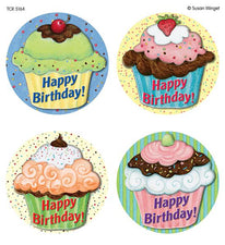 Cupcake Wear'Em Badges from Susan Winget
