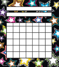 Fancy Stars Incentive Charts