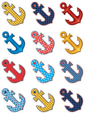 Anchors Mini Accents