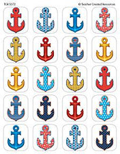 Anchors Stickers