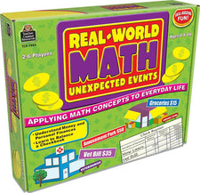 Real World Math Game
