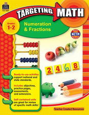 Targeting Math: Numeration & Fractions