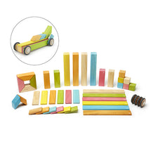 42-Piece Set, Tegu Tints