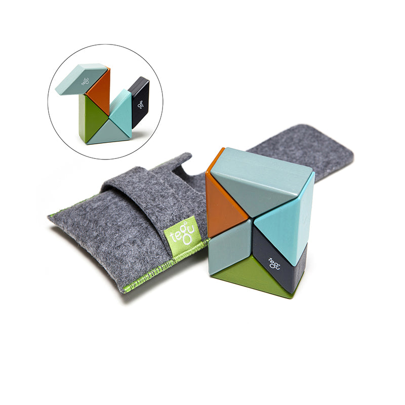6-Piece Pocket Pouch Prism, Nelson