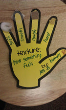 "Cute ""Hands-On"" Way to Learn About Texture!"