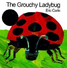 "Insect Craftivity with Eric Carle's ""The Grouchy Ladybug"""