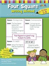 Four Square Writing Method Gr 1-3