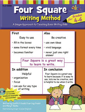Four Square Writing Method Gr 4-6