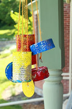 DIY - Upcycled Windchime