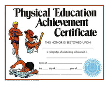 Physical Education Achievement
