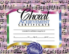 Choral Achievement