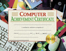Computer Achievement 1
