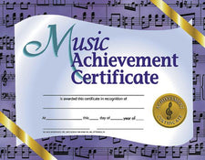 Music Achievement 2