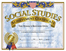 Social Studies Achievement 2