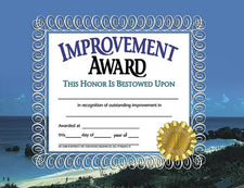 Improvement Award 1