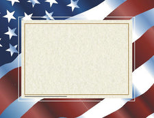 Stars 'n Stripes Border