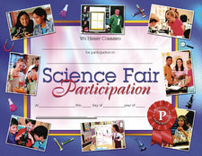 Science Fair Participation 1