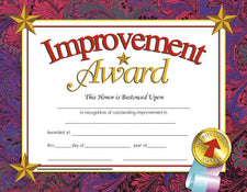 Improvement Award 2
