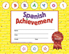 Spanish Achievement