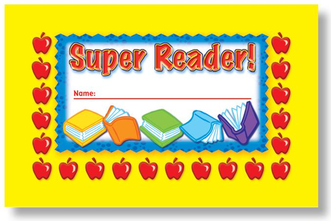 Super Reader! Punch Cards