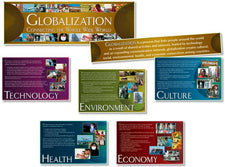 Globalization Bulletin Board Set