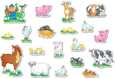 Farm Animals Accents