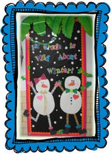 Wild About Winter! - Jungle Theme Bulletin Board