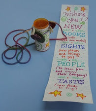 Our Wishes for the School Year! - Back-To-School Bulletin Board