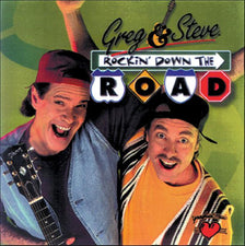 Rockin' Down The Road CD Greg & Steve