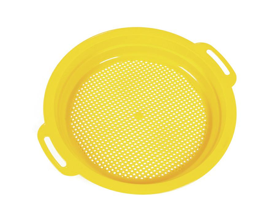 Sand and Water: Yellow Sieve