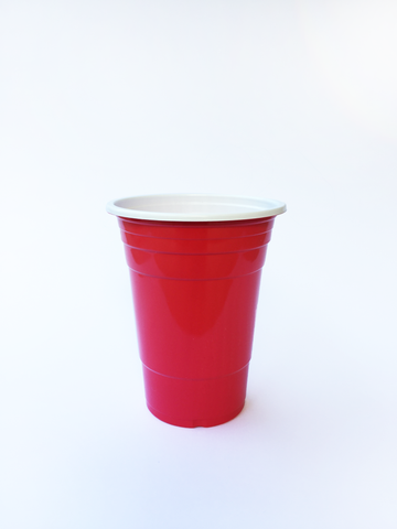 Flink feest (200 red cups)