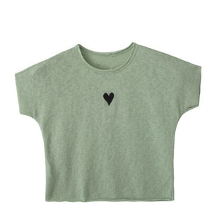 T-Shirt Courtney - Vert