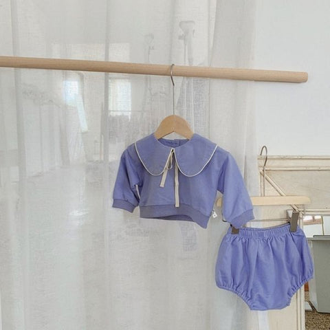 Ensemble Blouse et Bloomer Lucie