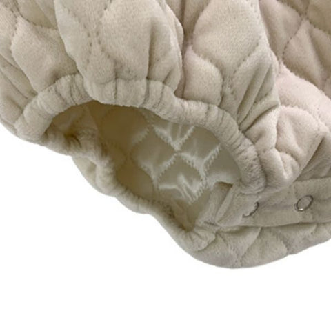 Image of Barboteuse Manteau Gaby - Beige