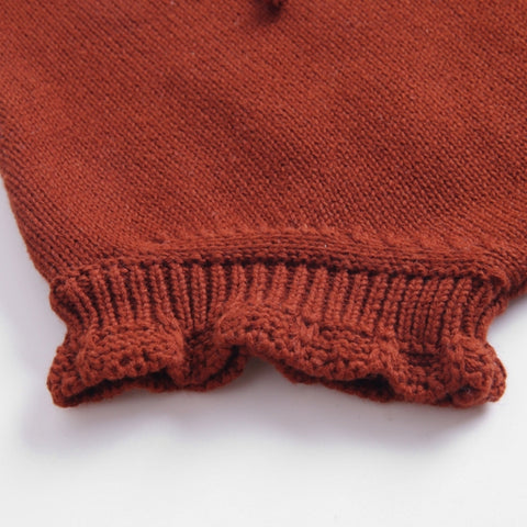 Bloomer en Tricot Marron
