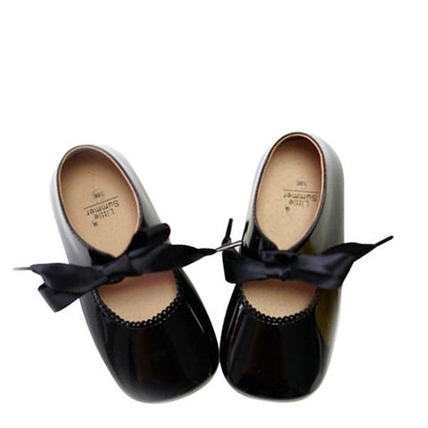 Image of Ballerines Noeud Noir