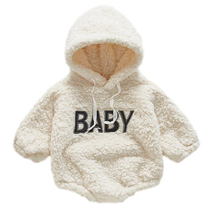 Barboteuse Manteau Baby
