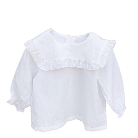 Image of Blouse Blanche