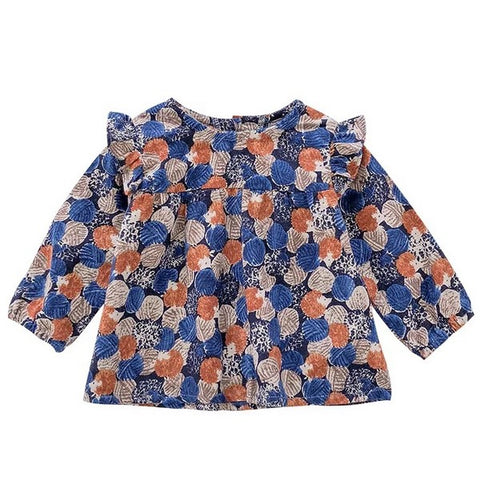 Image of Blouse Feuilles