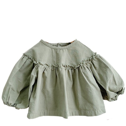 Image of Blouse Vert
