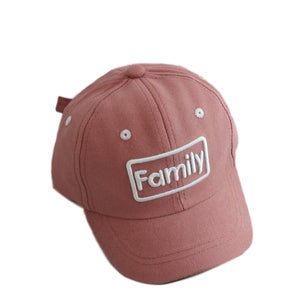 Casquette Family Rouge
