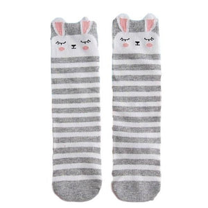 Chaussettes Lapin