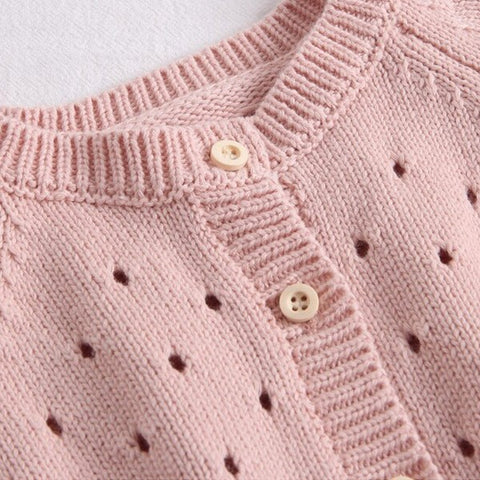 Image of Gilet Manche Courte Rose
