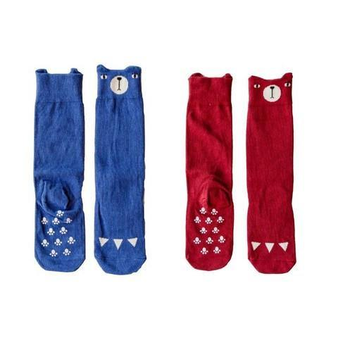 * VENTE FLASH * Chaussettes Ours Lot de 2 paires -50%