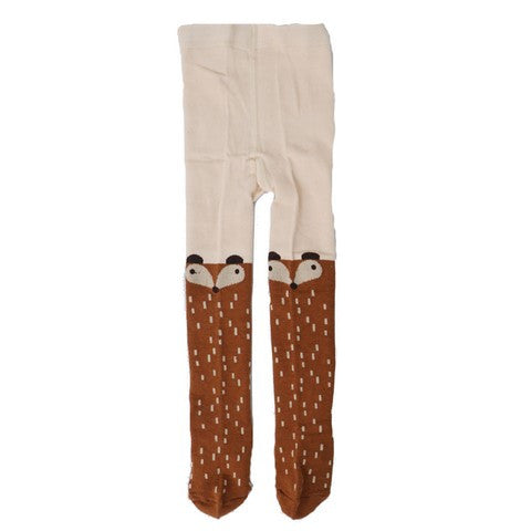 Collants Renard Marron -20%