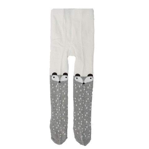 Image of Collants Renard Gris -20%