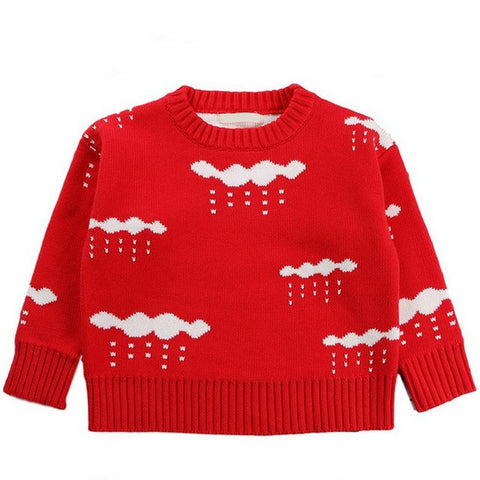 Pull Nuage Rouge
