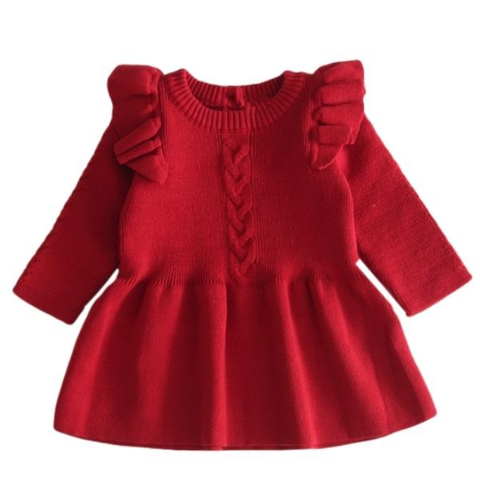 Robe Catherine - Rouge