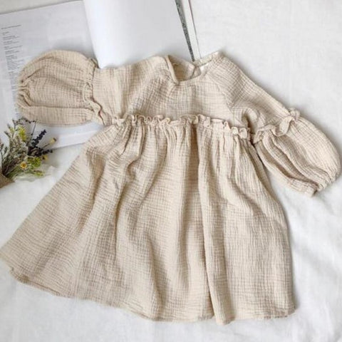 Image of Robe Vintage Beige