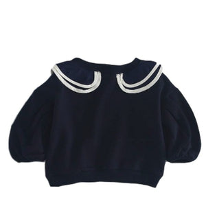 Sweat Vintage Bleu